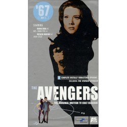 The Avengers, The '67 Collection: Set 1 (VHS)