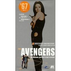 The Avengers, The '67 Collection: Set 2 (VHS)