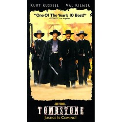 Tombstone (VHS)