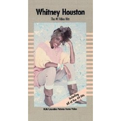 Whitney Houston: The No. 1 Video Hits (VHS)