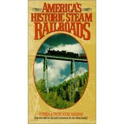 America's Historic Steam Railroads: Cumbers & Toltec Scenic Railroad (VHS)