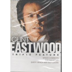 Clint Eastwood: 3 Movies - Three-Disc Widescreen Edition (DVD)