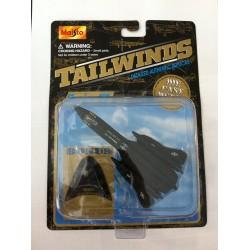 SR71 Blackbird (Series VI) by Maisto Tailwinds