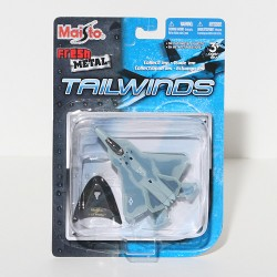 F-22 Raptor (Fresh Metal) by Maisto Tailwinds