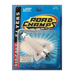 Orbiter Space Shuttle (Die Cast Flyers) by Road Champs