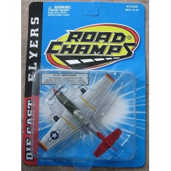 P-51 Mustang (Die Cast Flyers) by Road Champs