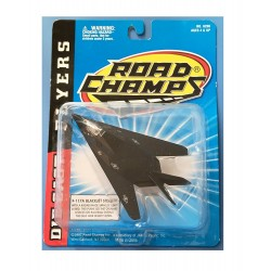 F-117A Blackjet Stealth (Die Cast Flyers) by Road Champs