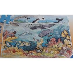 Coral Reef - Ravensburger 100 Piece Super Puzzle