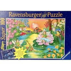Elf Lake - Ravensburger 100 Piece Super Star Line Puzzle