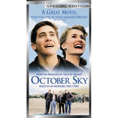 October Sky - Special Edition (VHS)