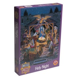 Holy Night - Master Pieces 1000 Piece Puzzle