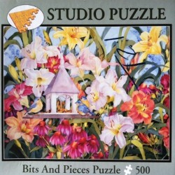 Jan Ford: Andre's Garden - Bits And Pieces 500 Piece Puzzle