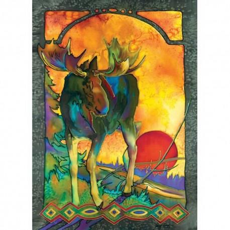 Sunrise - Serendipity 550 Piece Puzzle
