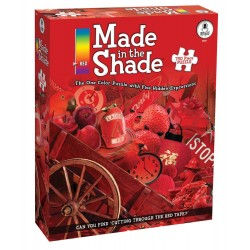 """Can You Find """"Cutting Through The Red Tape?"""" - Made in the Shade 750 Piece Puzzle"""