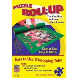 Puzzle Roll-Up - Master Pieces Easy to Use and Store Mat