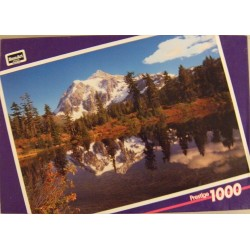 Heather Lake, WA - RoseArt Prestige 1000 Piece Puzzle