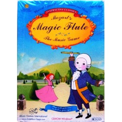 Mozart's Magic Flute - PC CD Game
