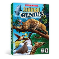 Animal Genius - PC CD Game