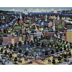 Boston - Master Pieces 500 Piece Puzzle