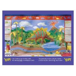I Spy: Stegosaurus - Briarpatch 100 Piece Puzzle