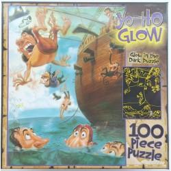 Yo-Ho: Falling Overboard - Ceaco 100 Piece Puzzle