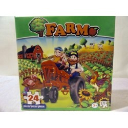 Farm: Tractor Fun - LPF 24 Piece Puzzle