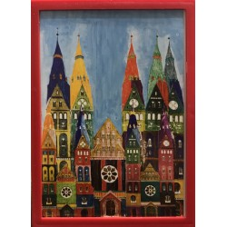 St. Marien - Archdiocese of Hamburg 264 Piece Puzzle