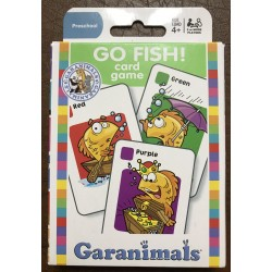 Go Fish by Garanimals (Card Game)
