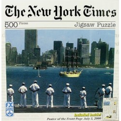 The New York Times - FX Schmid 500 Piece Puzzle