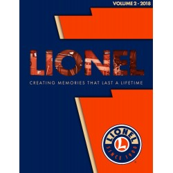 Lionel Trains Catalog: Volume 2 Year 2018 - Paperback