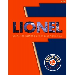 Lionel Trains Catalog: Big Book Year 2018 - Paperback