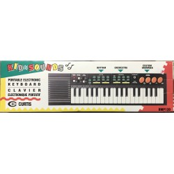 Portable Electronic Keyboard - Kid Sounds BMP130