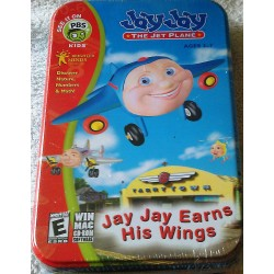 Jay Jay Earns His Wings [Tin Casing] - Software (CD-Rom)