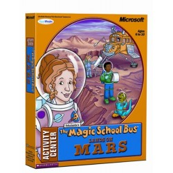 The Magic School Bus Lands on Mars - Activity Center (CD-Rom)