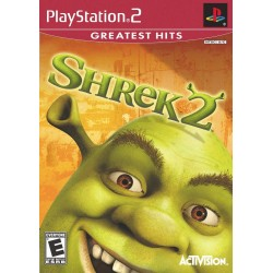 Shrek 2: Greatest Hits - PlayStation 2 Game