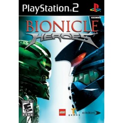 Bionicle Heroes- PlayStation 2 Game
