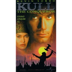 Kull The Conqueror (VHS)