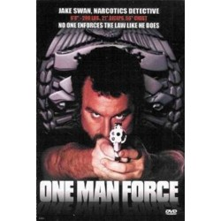 One Man Force - Single-Disc Full Screen Edition (DVD)