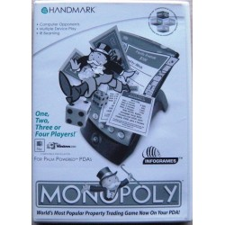 Monopoly ~ World's Most Popular Property Trading Game Now on Your PDA! - PC CD Game