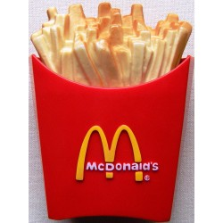 McDonald's AM/FM French Fry Radio Display