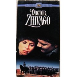 Doctor Zhivago: Screen Epics Edition (VHS)