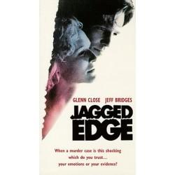 Jagged Edge (VHS)
