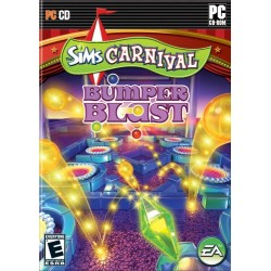 The Sims Carnival BumperBlast - PC CD Game