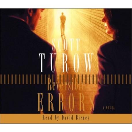 Reversible Errors (Audiobook CD)
