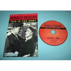 This is the Army: Ronald Reagan - Single-Disc Edition (DVD)