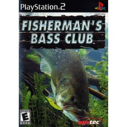 Fisherman's Bass Club - PlayStation 2 Game