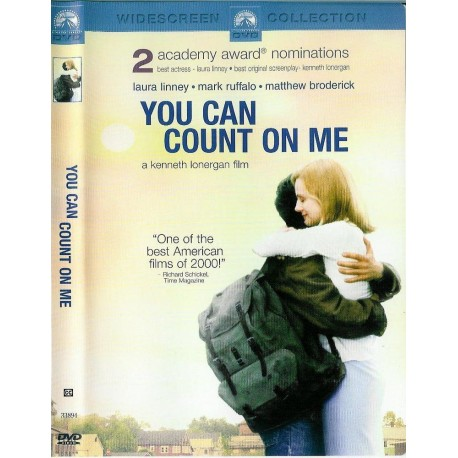 You Can Count On Me - Single-Disc Widescreen Edition (DVD)
