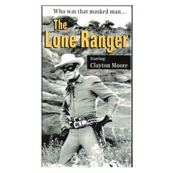 The Lone Ranger (VHS)
