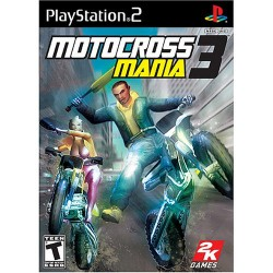 Motocross Mania 3 - PlayStation 2 Game