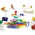 Pins, Tacks & Clips